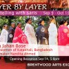 Layer by Layer: Storytelling with Saris Exhibition