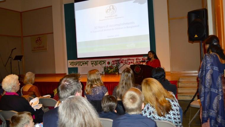 Presentation on Samhati's Accomplishments in 30 Years